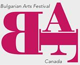 Bulgarian Arts Festival Canada logo