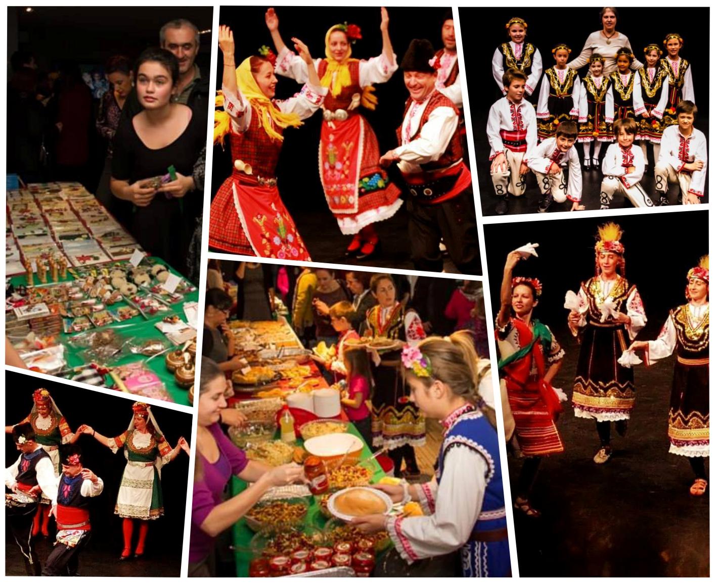 Bulgarian cultural days 2014