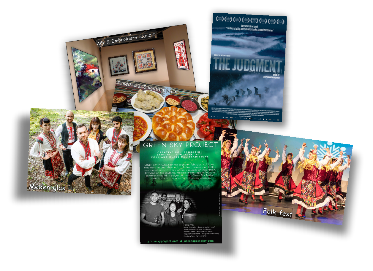Bulgarian cultural days