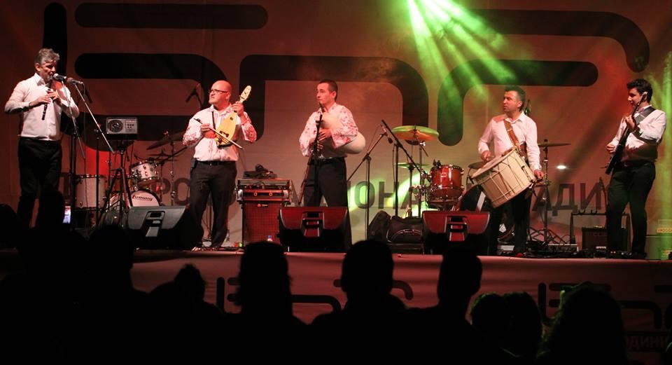 Theodosii Spassov Folk Quintet